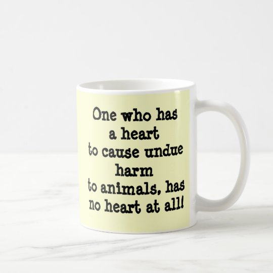 Crying Dog and Cat –What a Crying Shame Coffee Mug