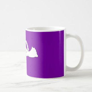 Crying Doves Mug