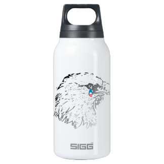 Crying Eagle Anti Obama Light Insulated Water Bottle