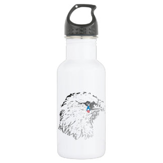Crying Eagle Anti Obama Light Stainless Steel Water Bottle