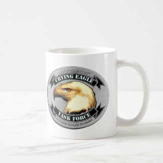 Crying Eagle Task Force Coffee Mug