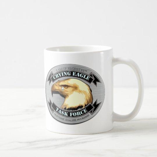 Crying Eagle Task Force Coffee Mug