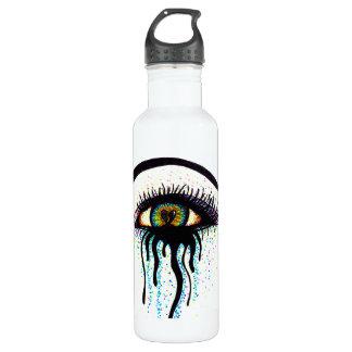 Crying Eye 24oz Water Bottle