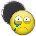 Crying Fridge Magnet