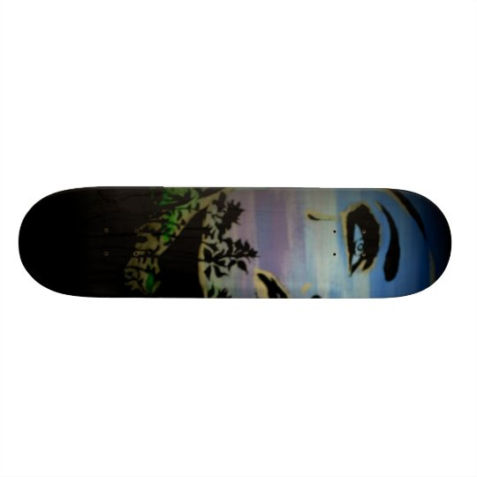 'Crying Ghost' Skateboard