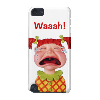 Crying Girl iPod Touch (5th Generation) Case