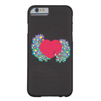 Crying Heart Barely There iPhone 6 Case
