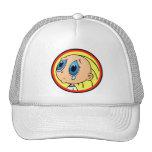 Crying Kid logo wear Mesh Hat