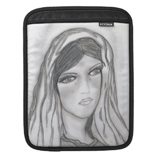 Crying Mary Sleeve For iPads