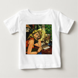 Crying Over My Diary Baby T-Shirt