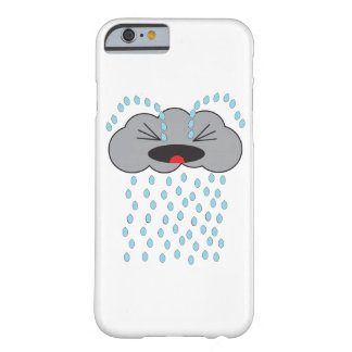 Crying Rain Cloud Barely There iPhone 6 Case
