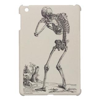 Crying Skeleton Case For The iPad Mini