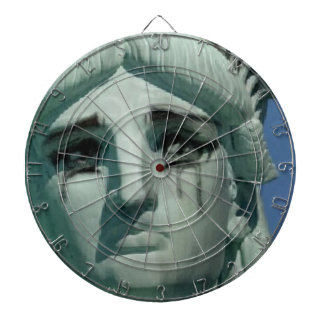 Crying Statue of Liberty Dartboards