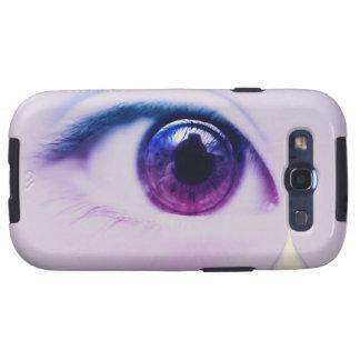 Crying Tears Samsung Galaxy Case Galaxy SIII Covers