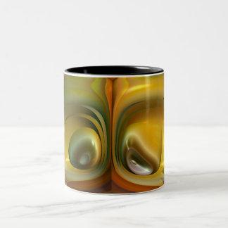 Crying Time Two-Tone Coffee Mug