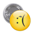 Crying Txt Smiley Button