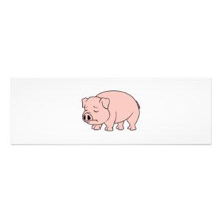 Crying Weeping Pink Piglet National Pig Day Mugs Photo Art