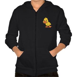 Crying Yellow Duckling Lame Duck Day Kids Shirt