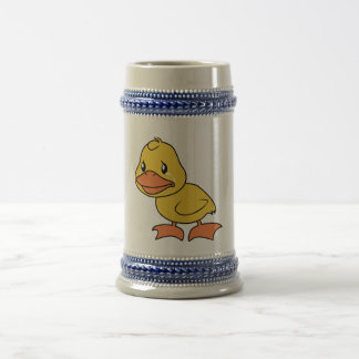 Crying Yellow Duckling Lame Duck Day Coffee Mugs