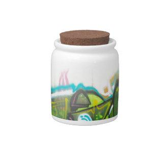 CRYO TRANS SIDE CANDY JAR