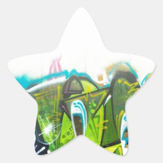 CRYO TRANS SIDE STAR STICKER