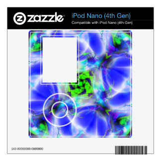 Cryogenic State Decals For The iPod Nano
