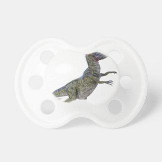 Cryolophosaurus in Side Profile Pacifier