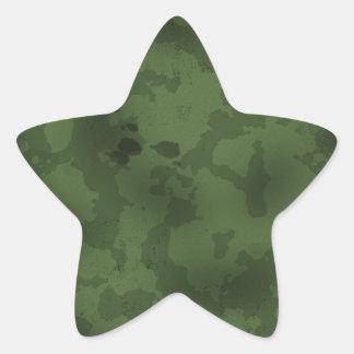 Crypsis Star Stickers
