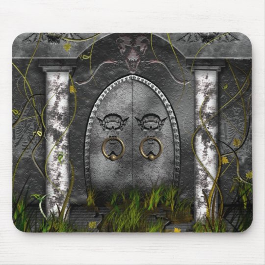 Crypt Mouse Pad