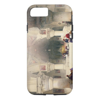 Crypt of the Holy Sepulchre, Jerusalem, plate 20 f iPhone 7 Case