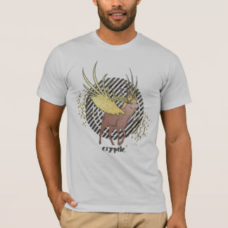 Cryptic color T-Shirt