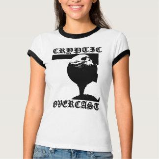 cryptic skull goblet girl shart T-Shirt