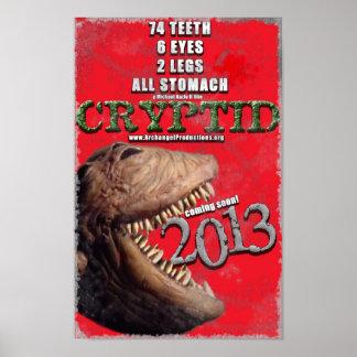 Cryptid Grindhouse Teaser Poster