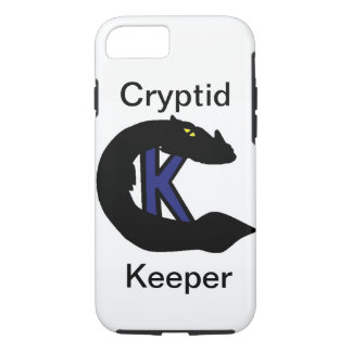 Cryptid Keeper iPhone 8/7 Case