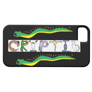 Cryptid Phonecase iPhone SE/5/5s Case