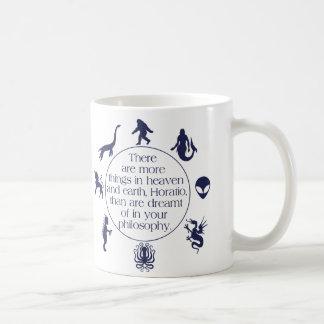 Cryptids Classic White Coffee Mug