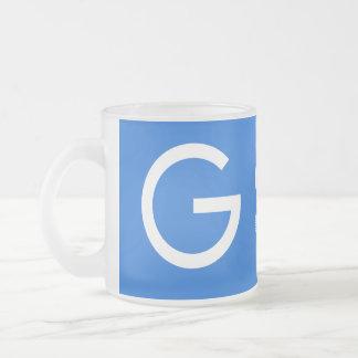 Crypto Gulden symbol & One Guilder mug