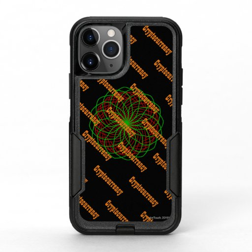 Crypto phone case