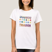 Crypto Trader Bitcoin & Cryptocurrency T-Shirt