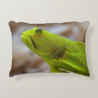 Cryptocentrus cinctus decorative pillow