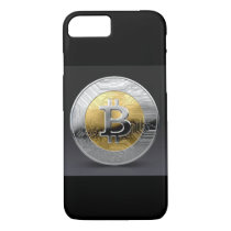 Cryptocurrency Physical Coin iPhone 8/7 Case
