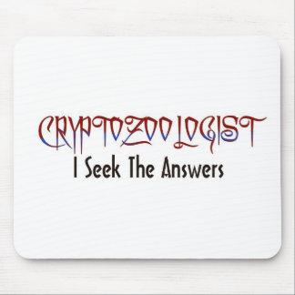Cryptozoologist # 5 alfombrillas de raton