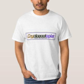 Cryptozoologist # 6 T-Shirt