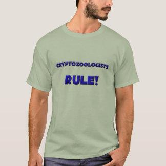 Cryptozoologists Rule! T-Shirt