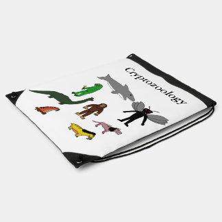 Cryptozoology Bookbag Mochilas