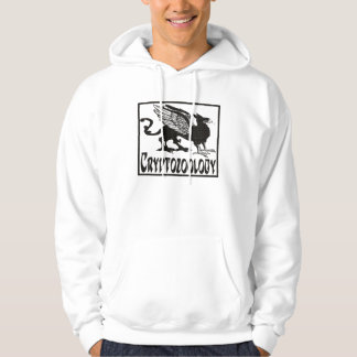 Cryptozoology Hooded Pullover