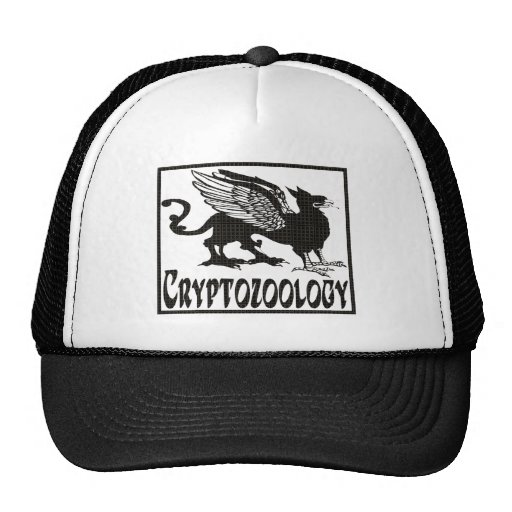 Cryptozoology Trucker Hats