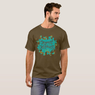 Crypts-n-Creepies GRID 1 T-Shirt