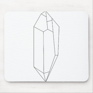 crystal 4 mouse pad