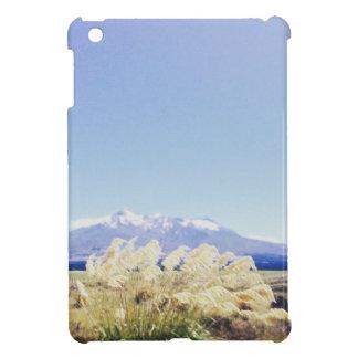 Crystal and pure sky iPad mini case